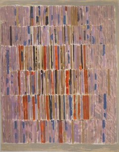 Light spectrum - Original lithograph, 1961