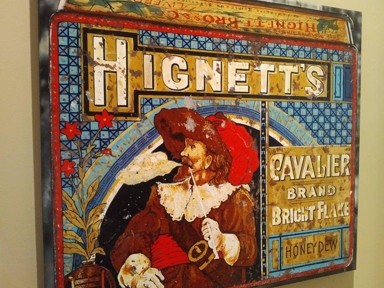 Hignetts Original Oil