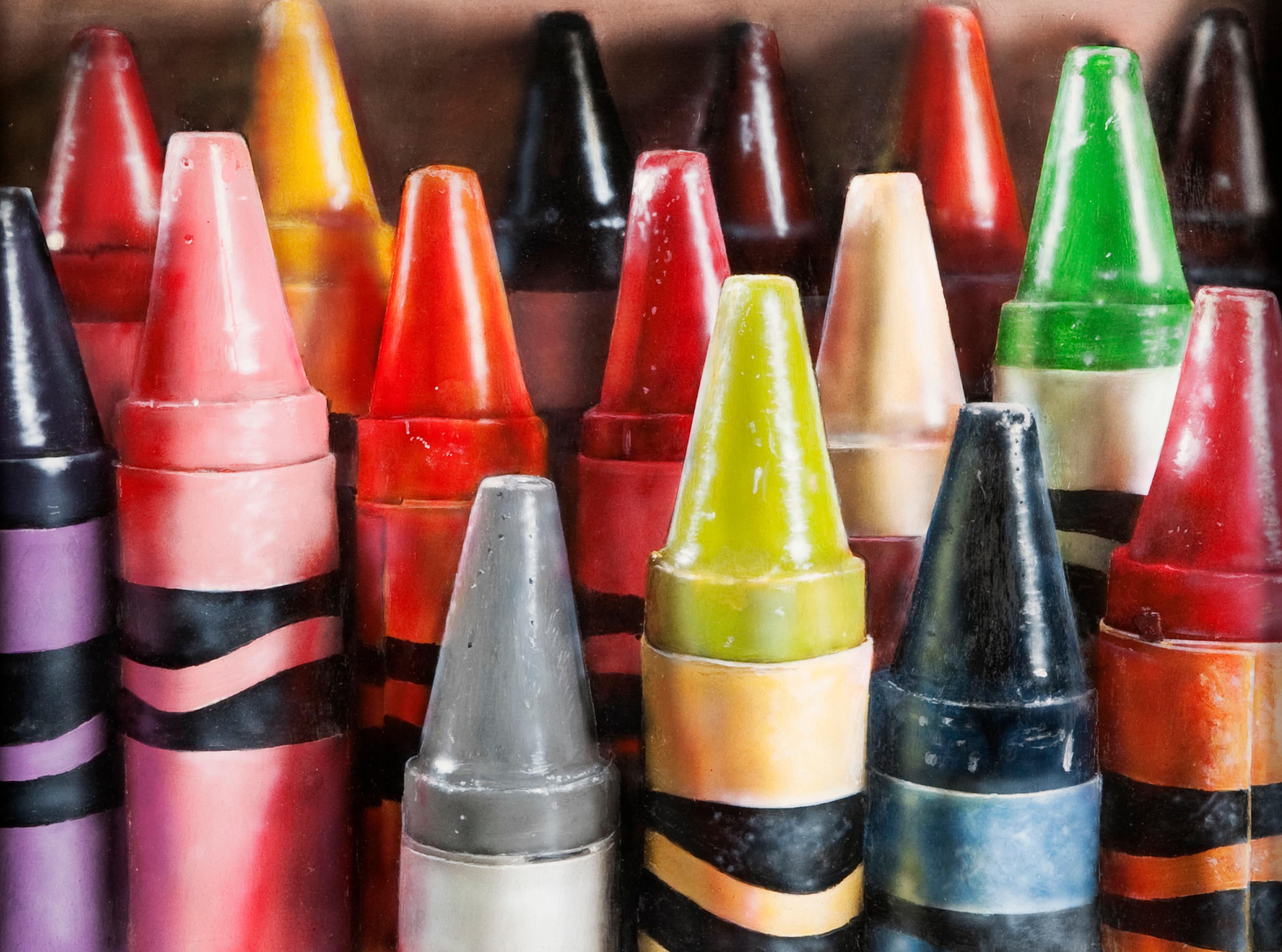 Santander Crayola Box #12/30