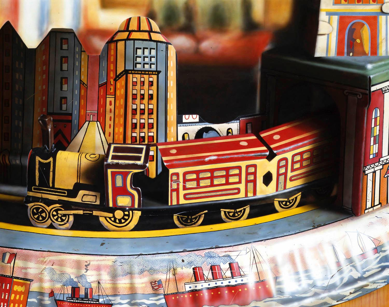 Toy Train #22/30