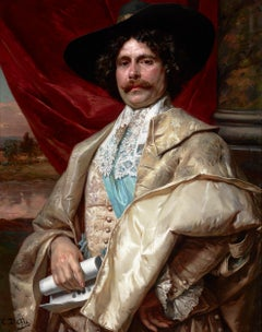 19th Century Portrait Paintings