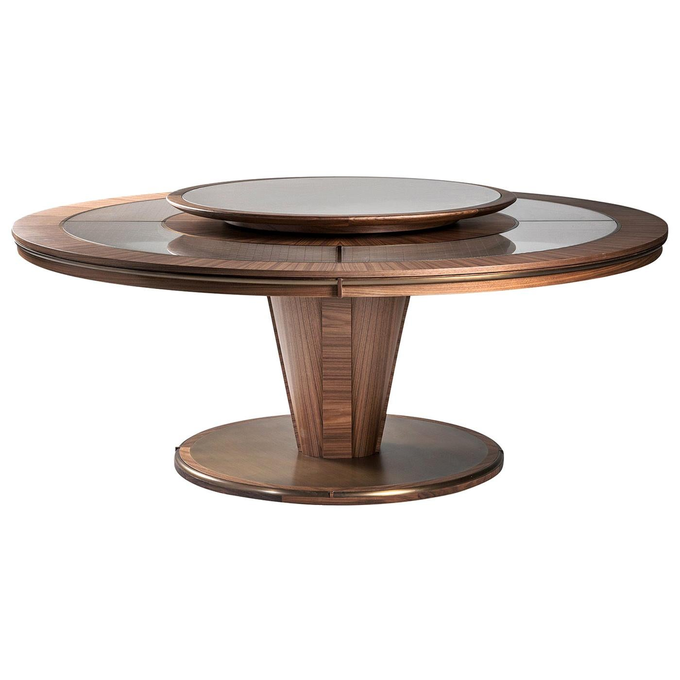 Cesare Dining Table by Simone Ciarmoli and Miguel Queda