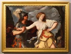 Guercino Rinaldo Armida Paint Oil on canvas Old master 17th Century Italy Art