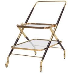 Cesare Lacca Bar Cart 1950s