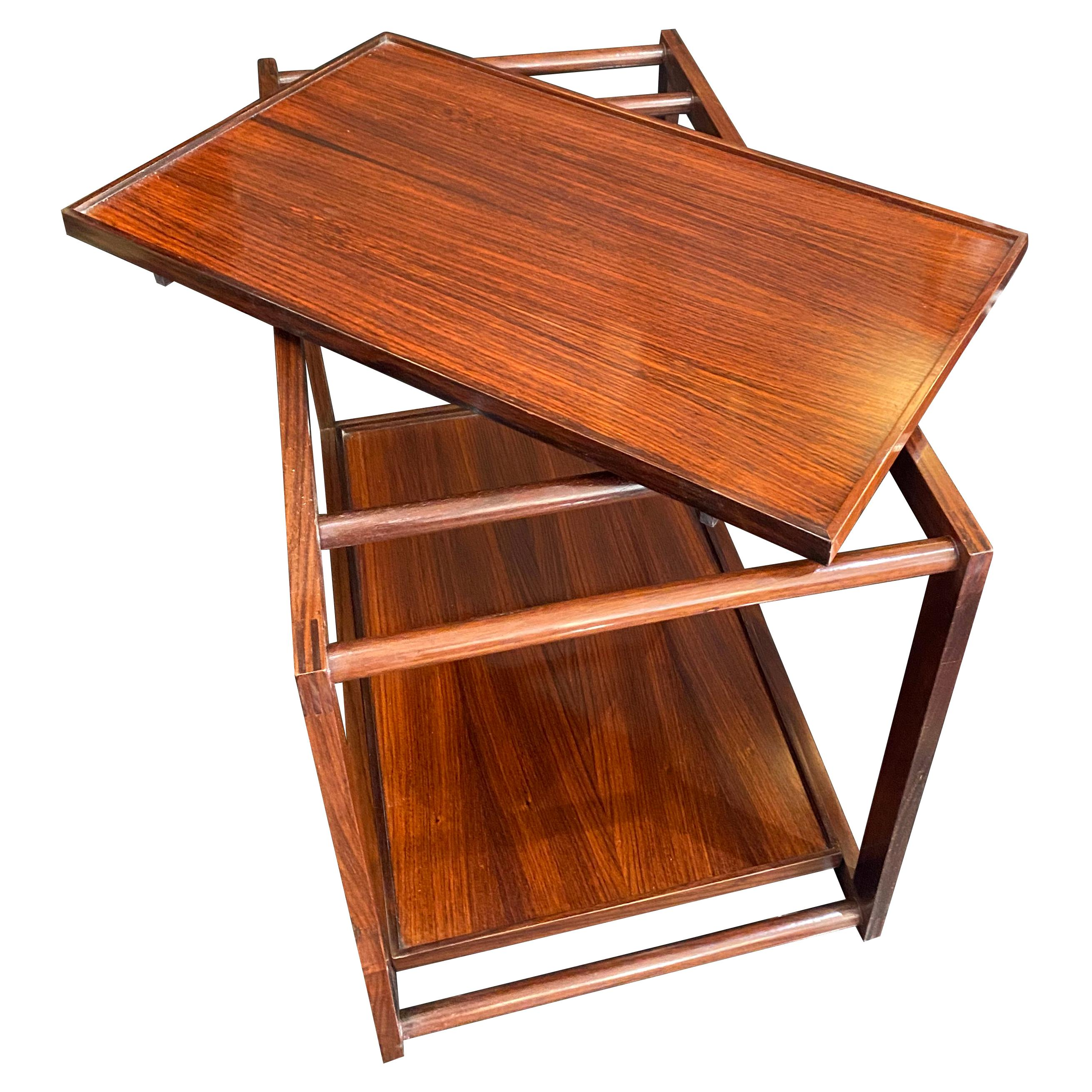 Cesare Lacca for Cassina Bar Cart