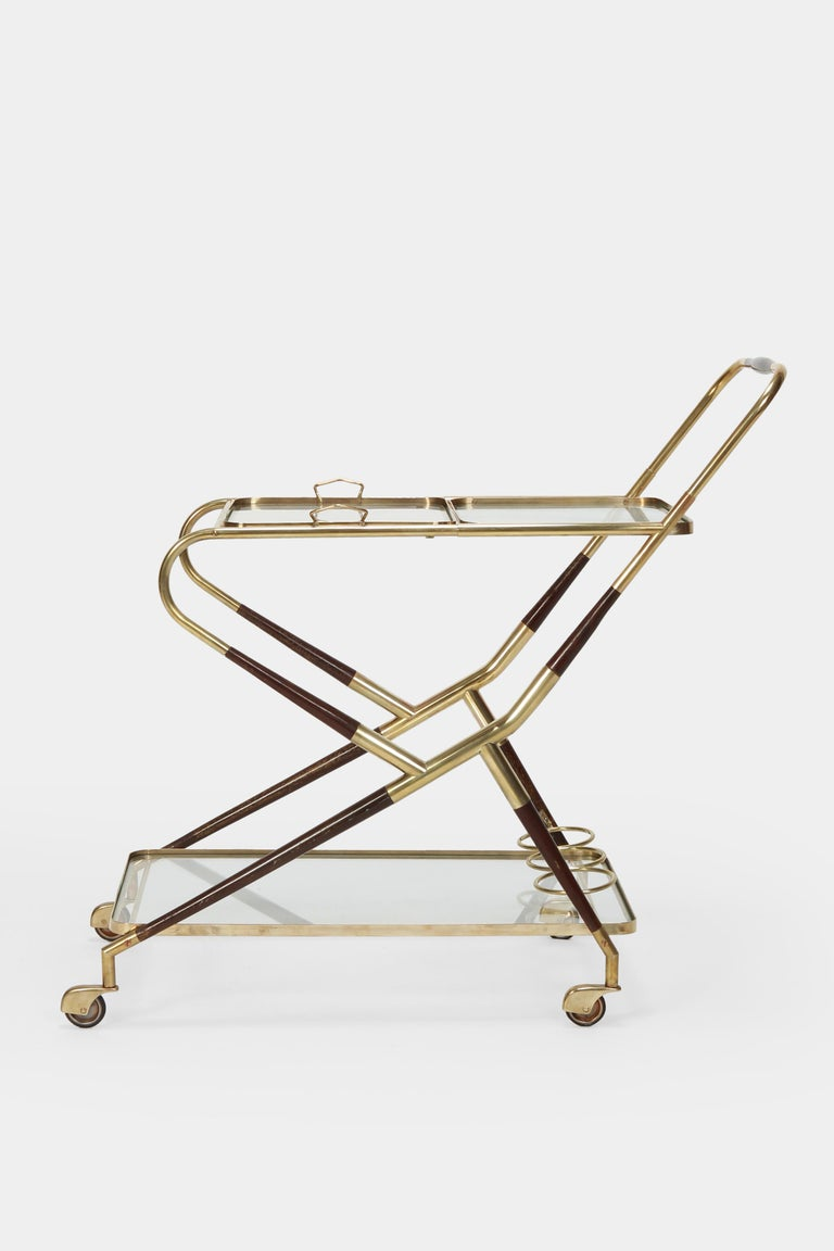 Cesare Lacca Serving Trolley, 1950s 1