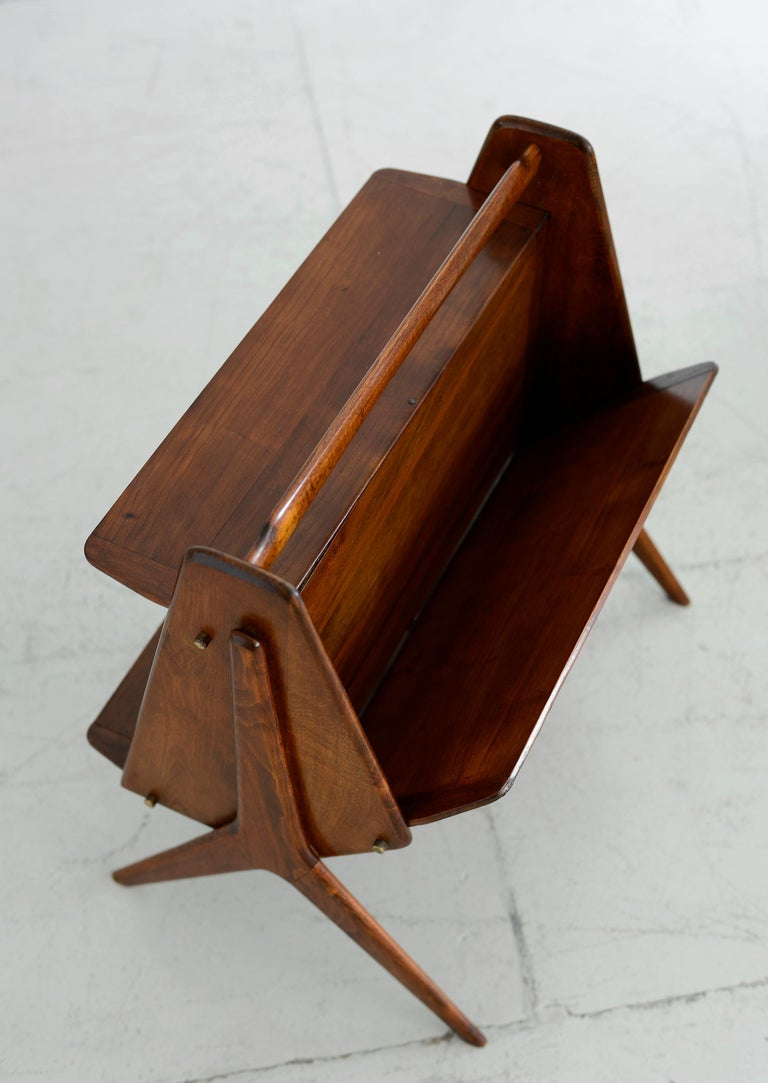 Ico Parisi attributed Side Tables In Good Condition For Sale In Los Angeles, CA