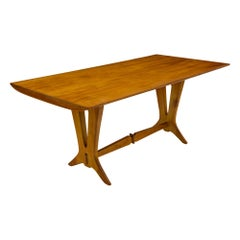 Cesare Lacca Style Italian Dining Table