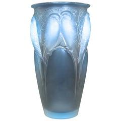 Rene Lalique 'Ceylan' Vase