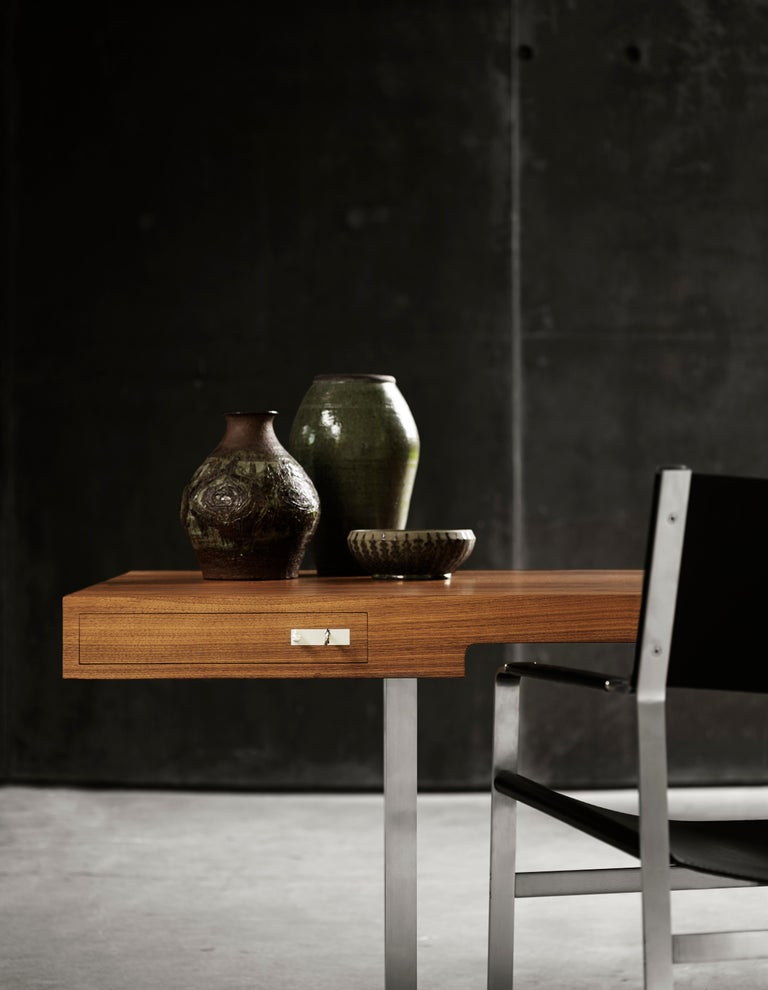 Modern CH110 Desk in Wood by Hans J. Wegner For Sale