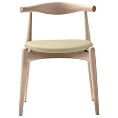 CH20 Elbow Chair in Oak Soap by Hans J. Wegner