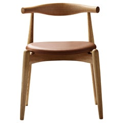 CH20 Elbow Chair in Oiled Oak by Hans J. Wegner