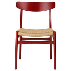 CH23 Dining Chair in Oak / Falu by Hans J. Wegner & Ilse Crawford