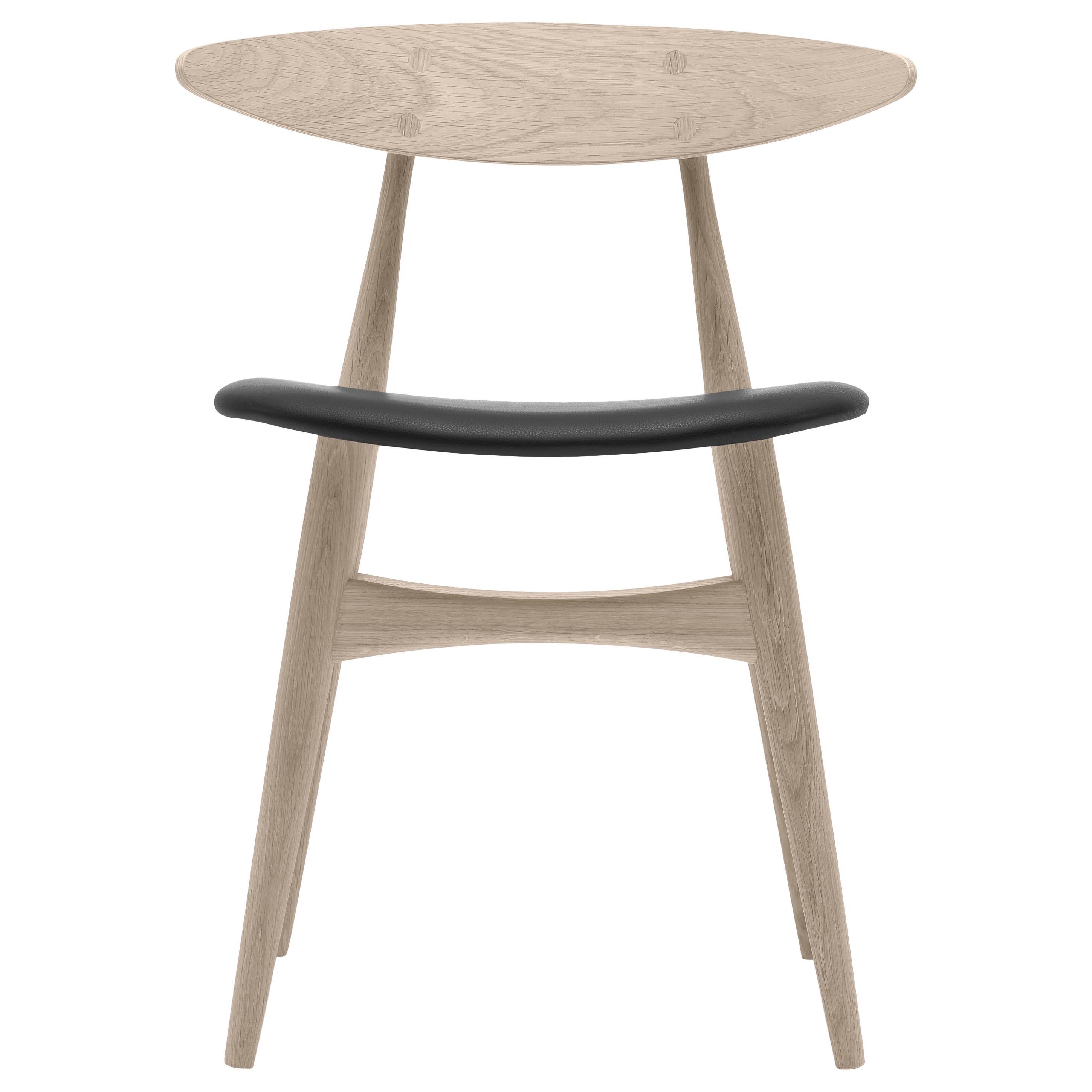 CH33P Dining Chair in Oak Soap by Hans J. Wegner