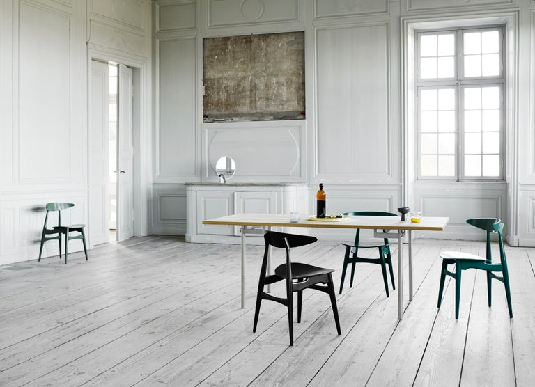 CH33T Dining Chair in Wood by Hans J. Wegner For Sale 6