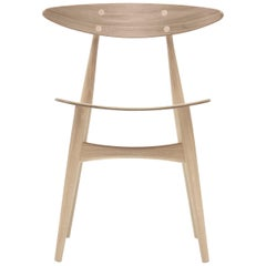CH33T Dining Chair in Wood by Hans J. Wegner