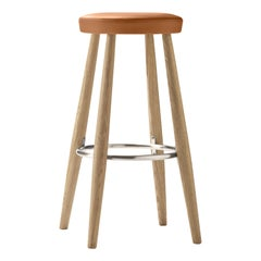 CH56 Barstool in Oak Soap by Hans J. Wegner