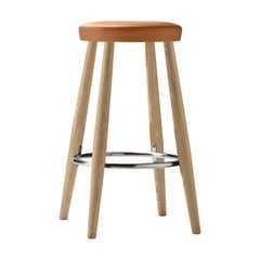 CH58 Counter Stool in Oak Soap by Hans J. Wegner