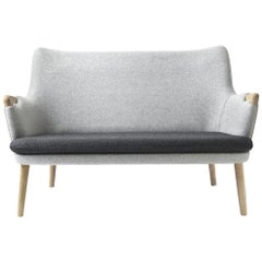 CH72 Sofa by Hans J. Wegner for Carl Hansen & Son
