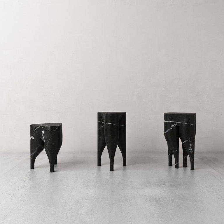 Modern Cha-Cha-Cha'  Stool by Pietro Franceschini For Sale