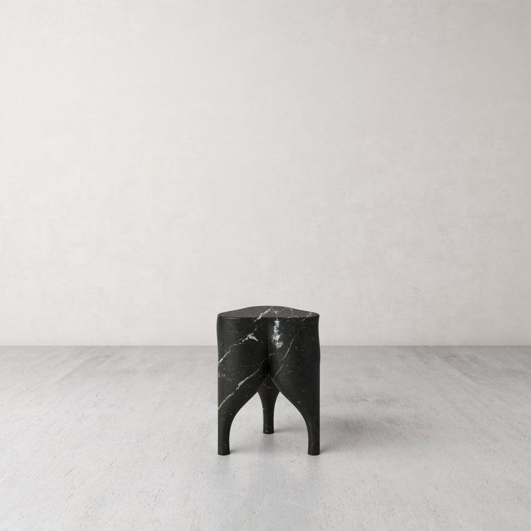 Italian Cha-Cha-Cha'  Stool by Pietro Franceschini For Sale