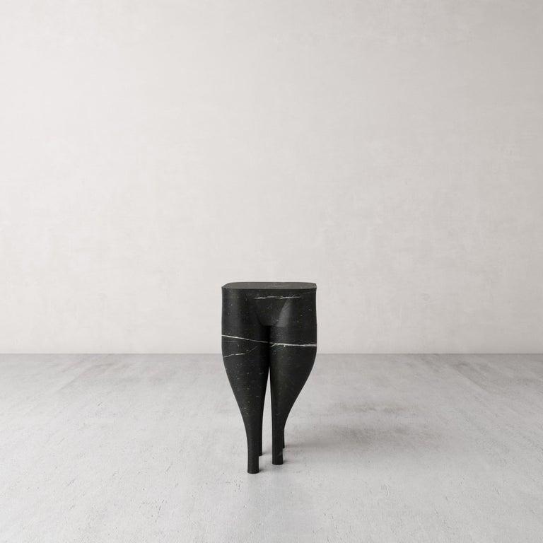 Contemporary Cha-Cha-Cha'  Stool by Pietro Franceschini For Sale