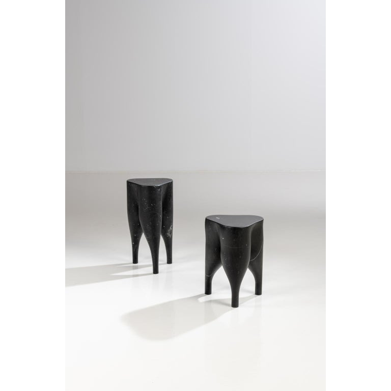 Cha-Cha-Cha'  Stool by Pietro Franceschini In New Condition For Sale In Geneve, CH