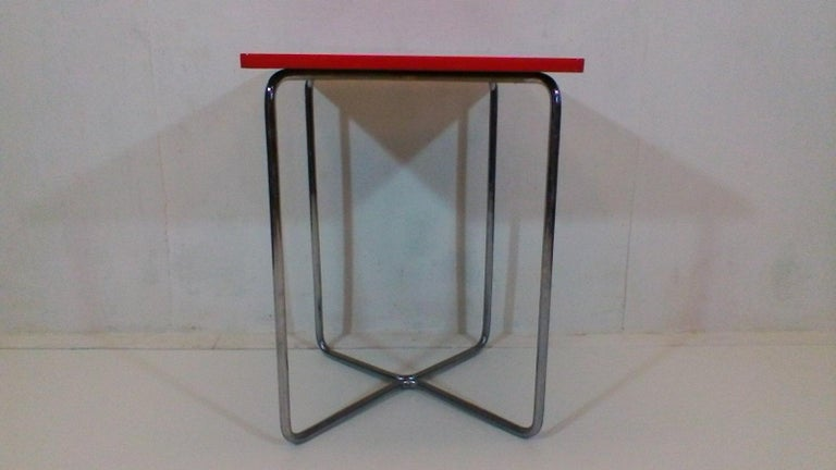 Chair and Table by Robert Slezák, 1930-1940 For Sale 1