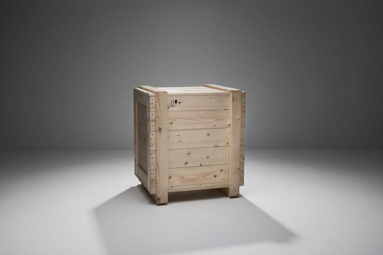 Chair by Dom Hans van der Laan, Netherlands, 1960s For Sale 11