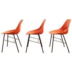 Chair by Miroslav Navratil for Vertex, 1960s