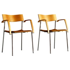 Chair by Peter Hiort-Lorenzen and Johannes Foersom for Lammhults