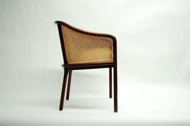 Chair by Ward Bennett In Good Condition For Sale In Providence, RI