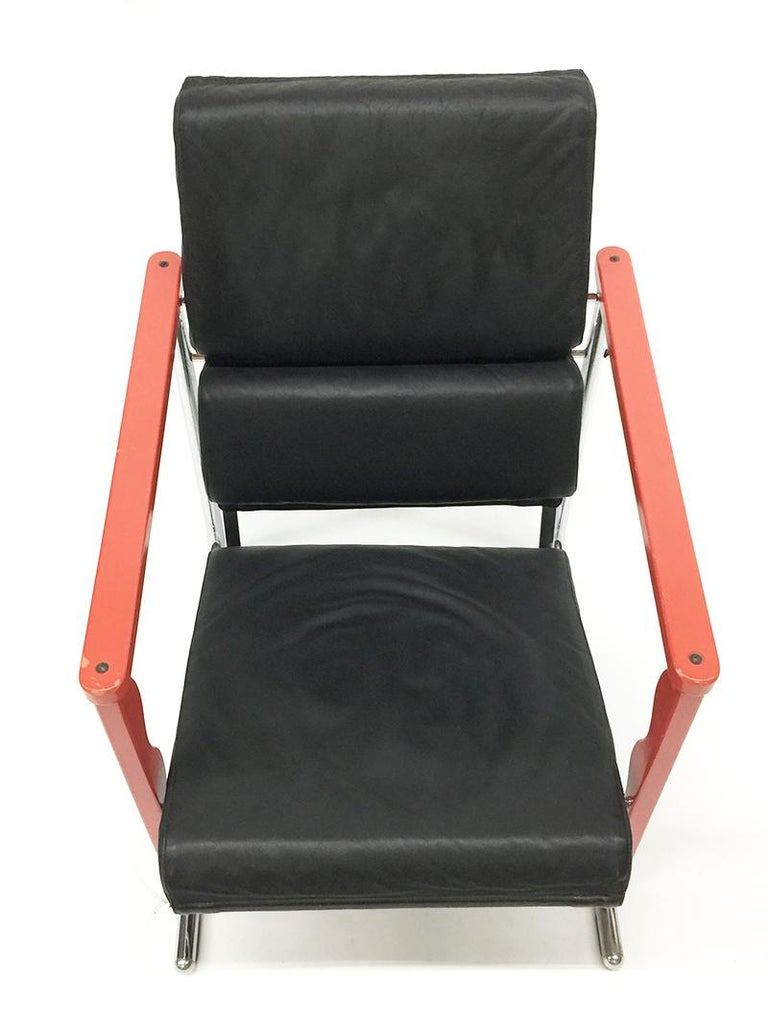Chair by Yrjö Kukkapuro, Experiment Series, Finland, 1982 In Good Condition For Sale In Delft, NL