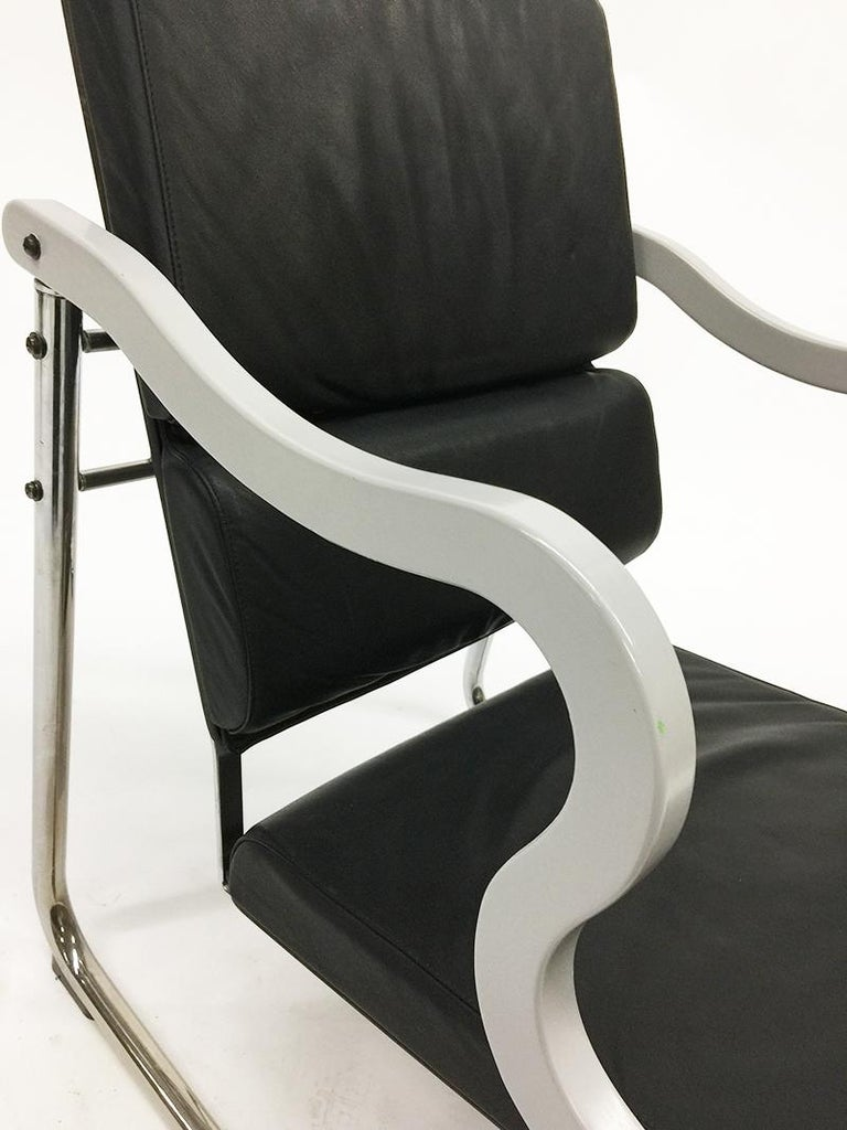 20th Century Chair by Yrjö Kukkapuro, Experiment Series, 1982, Finland For Sale