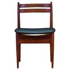 Chair Danish Design Teak Midcentury Classic, 1960s