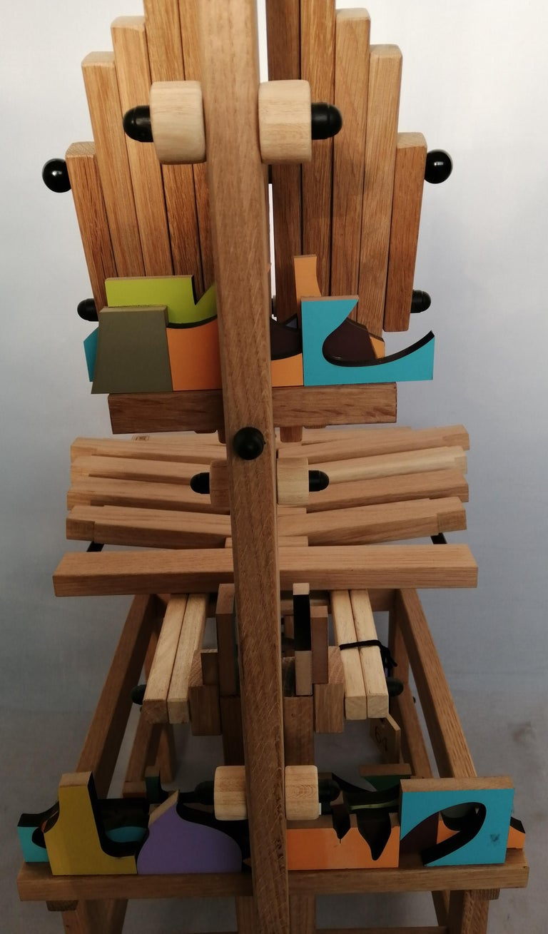 Chair In New Condition For Sale In Stezzano, IT