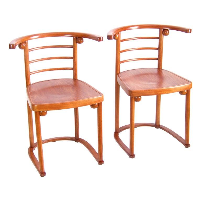 Chair J&J Kohn Nr.728, Josef Hoffmann For Sale