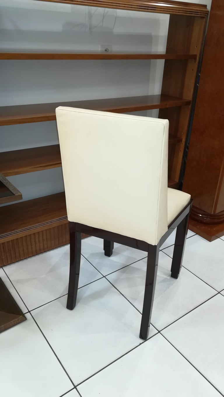 Chair, Leather, circa 1930 For Sale 1
