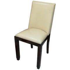 Chair, Leather, circa 1930