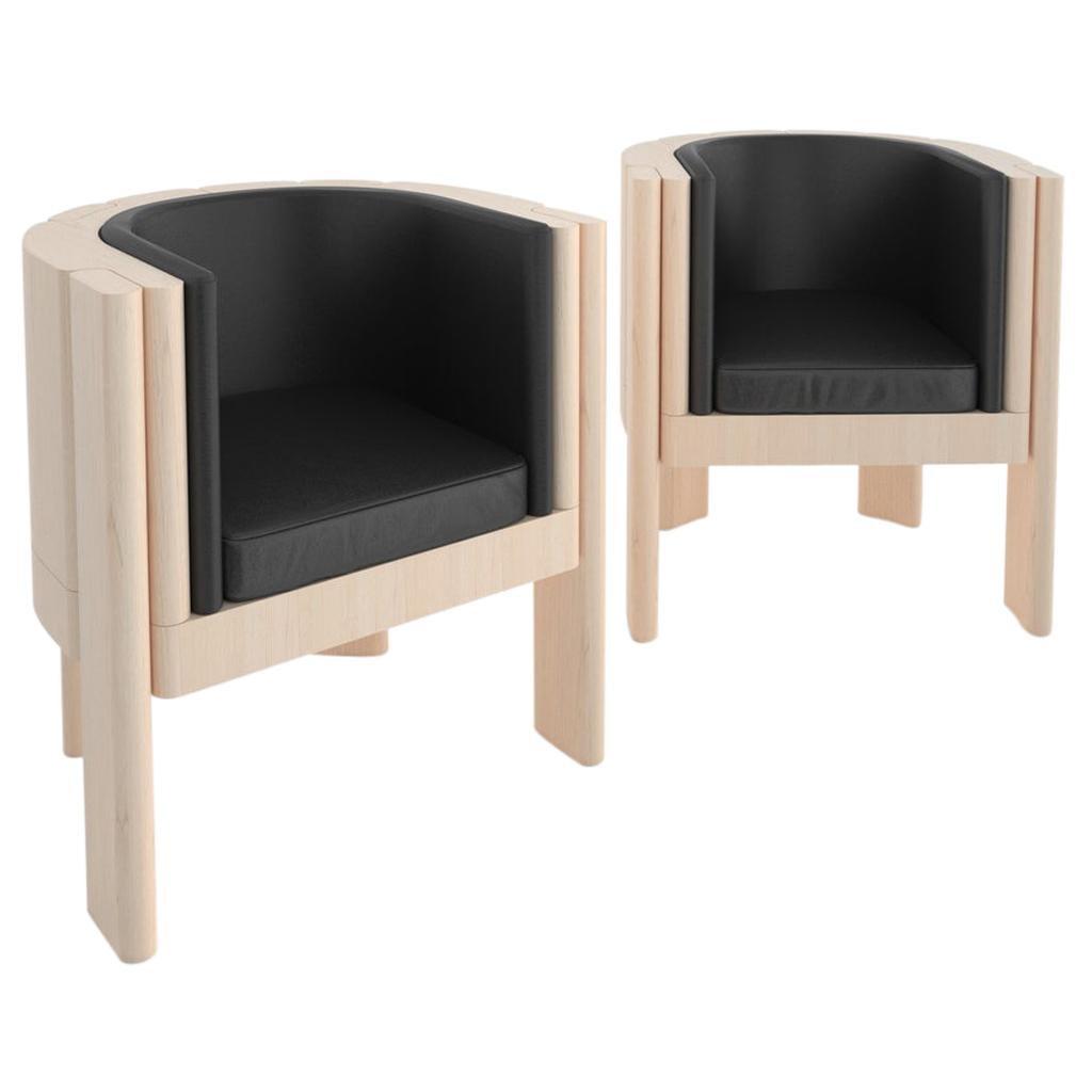 Chair, Maple