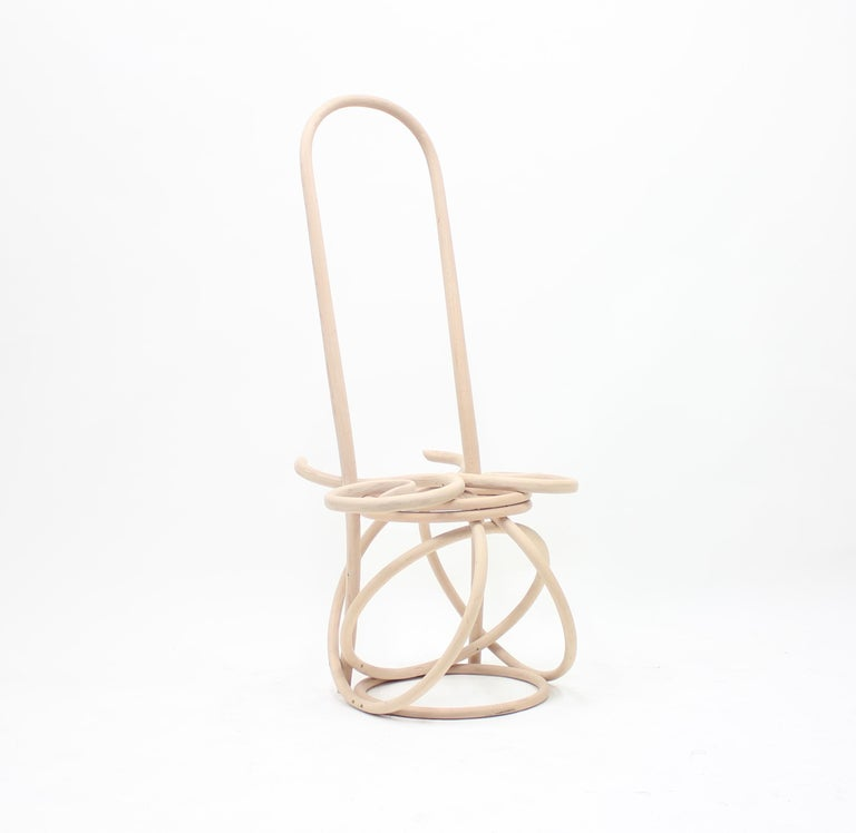 Croatian Chair of the Rings by Martino Gamper for the Conran Shop/Thonet, 2008 For Sale