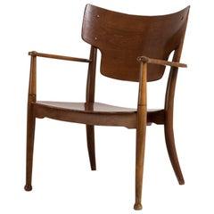 Chair 'Portex' Designed 1944 by Peter Hvidt and Orla Molgaard-Nielsen
