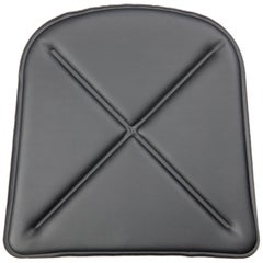 Chair Seat Cushions in Black by Tolix, US