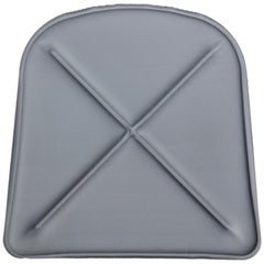 Chair Seat Cushions in Grey by Tolix, US