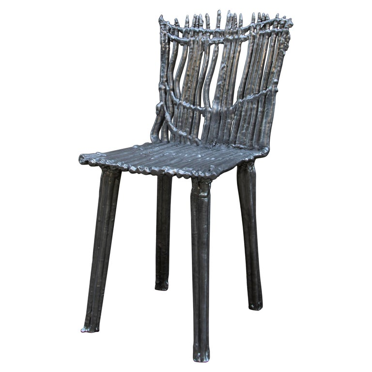Chair T003, Unique Piece by Studio Nicolas Erauw For Sale