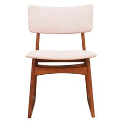Chair Vintage Retro Midcentury Pink, 1970s