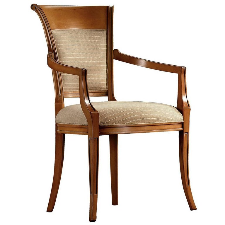 Chair with Armrests #1