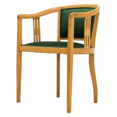 Chair with Armrests, Germany, 1920s