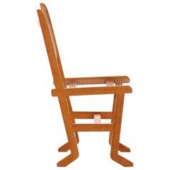 Chairs Attributed to Helge Vestergaard-Jensen by Cabinetmaker Thysen Nielsen