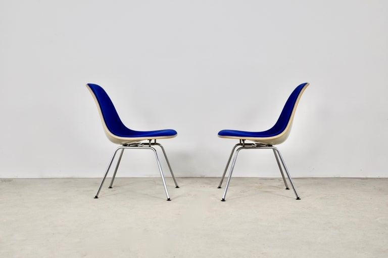 Chairs by Charles and Ray Eames for Herman Miller, 1960s For Sale 3